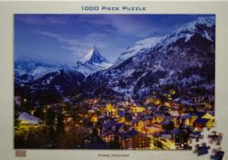 Zermatt, Switzerland Europe Jigsaw Puzzle