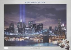 New York City, USA United States Jigsaw Puzzle