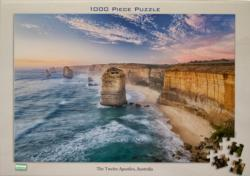 The Twelve Apostles, Australia Seascape / Coastal Living Jigsaw Puzzle
