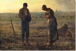 The Angelus Farm Jigsaw Puzzle