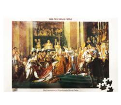 The Coronation of Napoleon Fine Art Jigsaw Puzzle