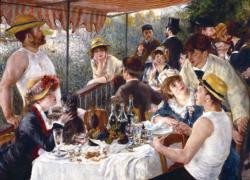 The Luncheon of the Boating Fine Art 2000 and above