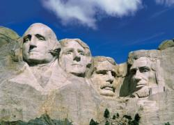 Mount Rushmore National Monument Landmarks / Monuments 2000 and above