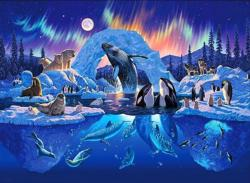 Arctic Harmony Landscape Impossible Puzzle