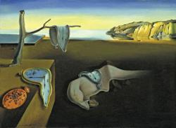 The Persistence of Memory Surreal Impossible Puzzle