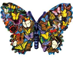 Bursting with Butterflies Mother's Day Large Piece