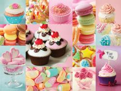 Oh So Sweet (Collage Collection) Sweets Jigsaw Puzzle