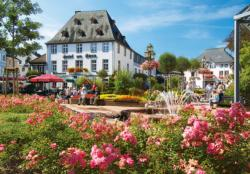Market Square, Bad Neuenahr-Ahrweiler, Germany Photography Color Sort System