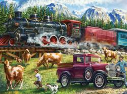Great Western Train Trains Jigsaw Puzzle