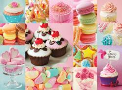 Oh So Sweet Sweets Jigsaw Puzzle
