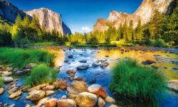 Yosemite National Park Nature Jigsaw Puzzle