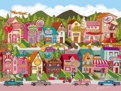 Sweet Tooth County Sweets Jigsaw Puzzle
