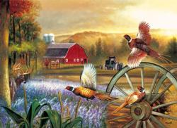Coming Home Farm Jigsaw Puzzle