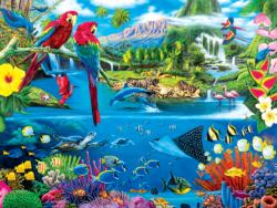 Tropical Paradise II Fish Jigsaw Puzzle