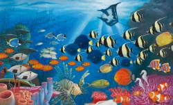 Underwater Symphony Under The Sea Jigsaw Puzzle