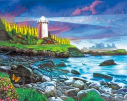 Dawn's Light Sunrise/Sunset Jigsaw Puzzle
