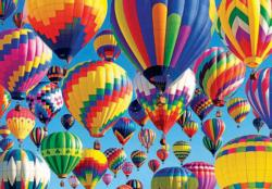 Bursting with Balloons (Colorluxe 1500) Balloons Jigsaw Puzzle
