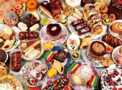 Sweet Treats (Yummy 1000) Sweets Jigsaw Puzzle