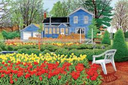 Copper Top Gardens (Welcome Home 1000) Garden Jigsaw Puzzle