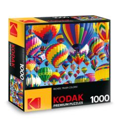 KODAK Premium Puzzles - Bursting with Balloons - Scratch and Dent Photography Jigsaw Puzzle