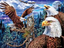 19 Eagles Birds Jigsaw Puzzle
