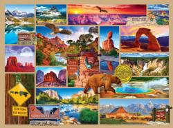 US National Parks Jigsaw Puzzle