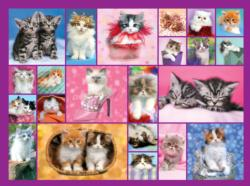 Kittens II Cats Jigsaw Puzzle