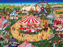 Country Fair II Carnival Jigsaw Puzzle