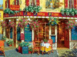 Jolly Friar Europe Jigsaw Puzzle