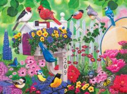 Weekly Garden Gathering Jigsaw Puzzle