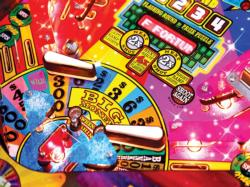 Fun Pinball Game Nostalgic / Retro Jigsaw Puzzle