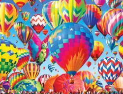 Ballooning Fun Balloons Jigsaw Puzzle