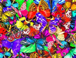 Butterflies Iii Butterflies and Insects Impossible Puzzle