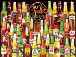 Craft Beer Cocktails / Spirits Jigsaw Puzzle
