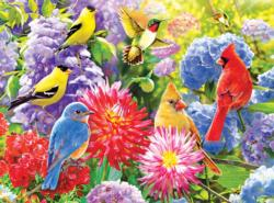 Spring Meetup - Scratch and Dent Flowers Jigsaw Puzzle