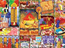 State Fair Nostalgic / Retro Jigsaw Puzzle