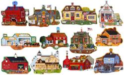 Main Street Domestic Scene Multi-Pack