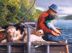 Memories Lakes / Rivers / Streams Jigsaw Puzzle