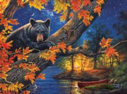 Bear Camp Lakes / Rivers / Streams Jigsaw Puzzle