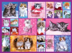 Kittens II - Scratch and Dent Cats Jigsaw Puzzle