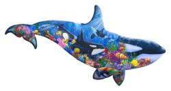 Orca Dreams Fish Jigsaw Puzzle
