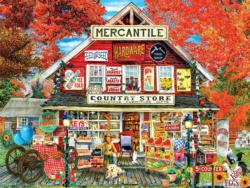 General Store General Store Jigsaw Puzzle