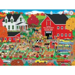 Plumly's Petting Farm - Scratch and Dent Farm Jigsaw Puzzle
