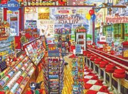 The Local Five And Dime 1000 Shopping Jigsaw Puzzle