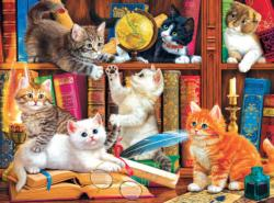 Library Mischief Library / Museum Jigsaw Puzzle