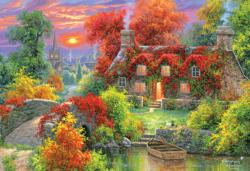 A Place To Be Still Sunrise / Sunset Jigsaw Puzzle