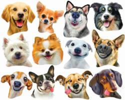 Selfies (Dog/Cat/Animal) Dogs Multi-Pack