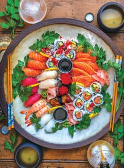 So Good Sushi Food and Drink Jigsaw Puzzle