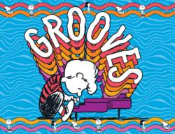 Peanuts Grooves Cartoon Children's Puzzles