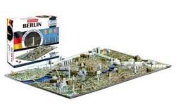 Berlin-4D Cityscape Travel 3D Puzzle
